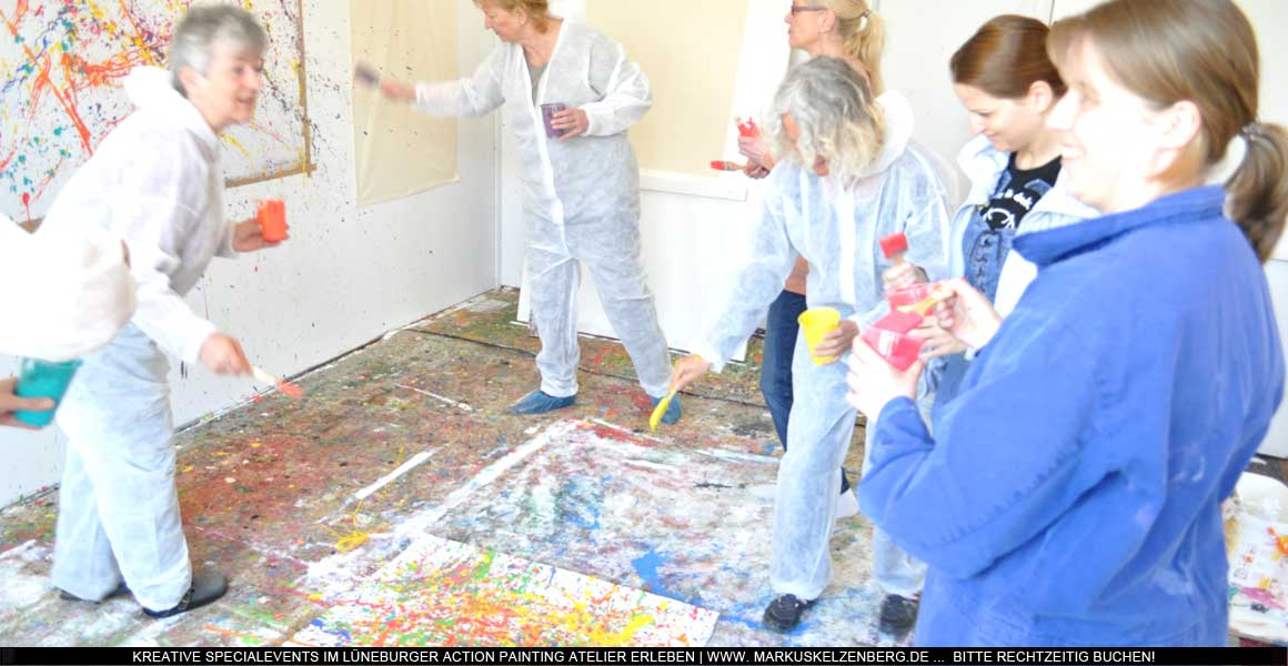 Specialevent Action Painting-4